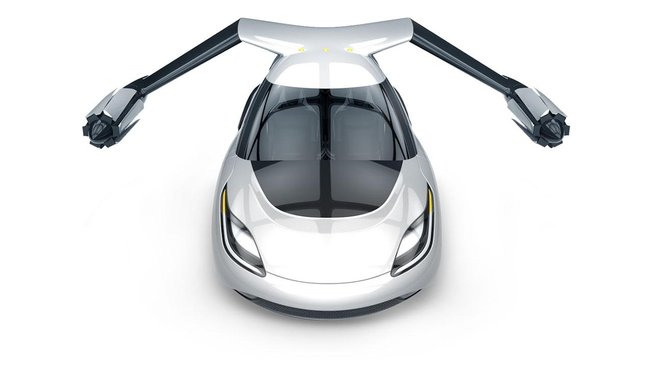 明年,这家公司造出的飞行汽车就要上市了!-唯轮网