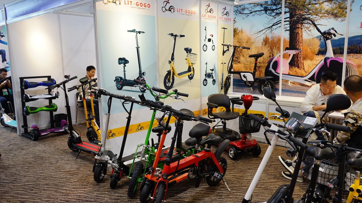 秋季香港环球资源展,智能代步行业未来的机会在哪里?-唯轮网