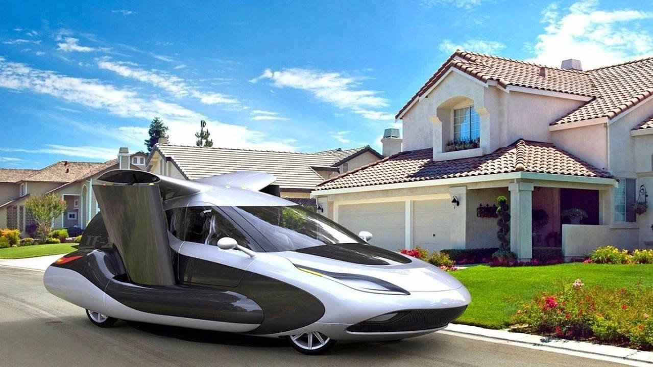 宝能集团签约AeroMobil飞行汽车,未来推进项目国产-唯轮网