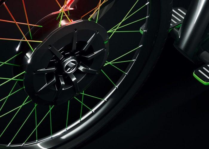 斯科达推出新概念电动自行车-唯轮网
