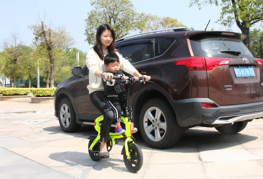 2019天津展明日开幕,这款不怕爆胎的电动自行车要亮相!-唯轮网