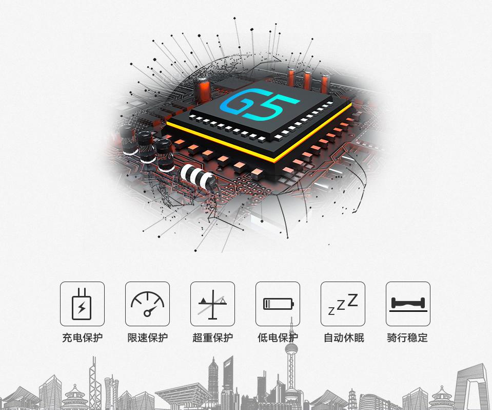 涛涛科技再出力作:G5平衡车控制器更小更快更安全!-唯轮网