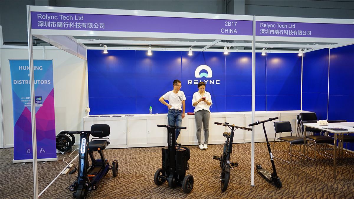 2019春季香港环球资源消费电子展,唯轮网带你追踪智能代步行业新动向-唯轮网