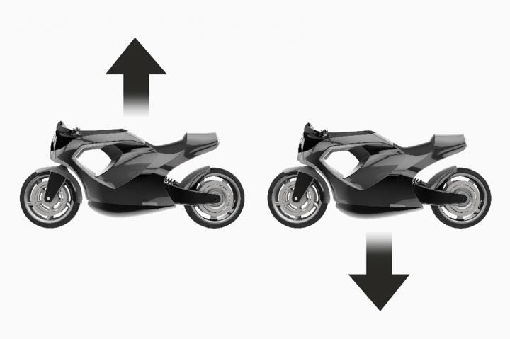 科技感满满的特斯拉电动摩托,是你心目中的电动摩托吗?-唯轮网