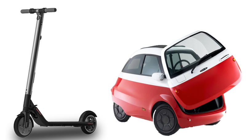 宝马将于秋季推出新款电动滑板车,更小、更轻、价格更低-唯轮网