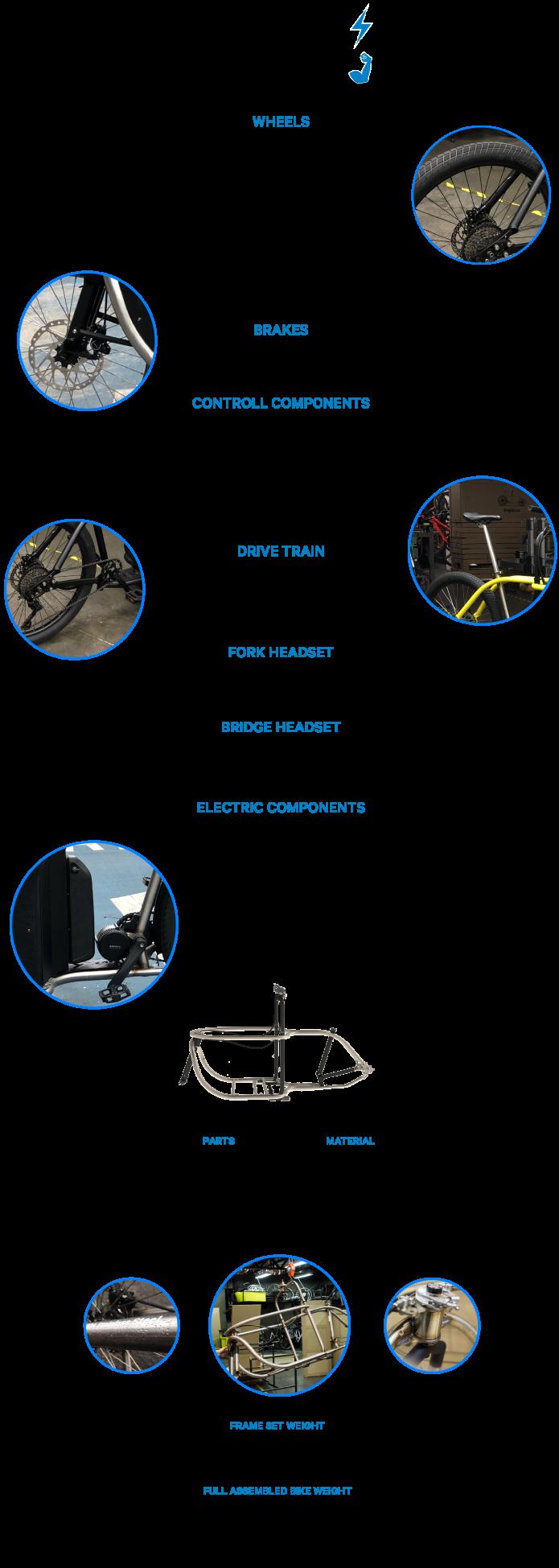 Bogbi家庭载货自行车,提供绿色健康的家庭出行方式-唯轮网