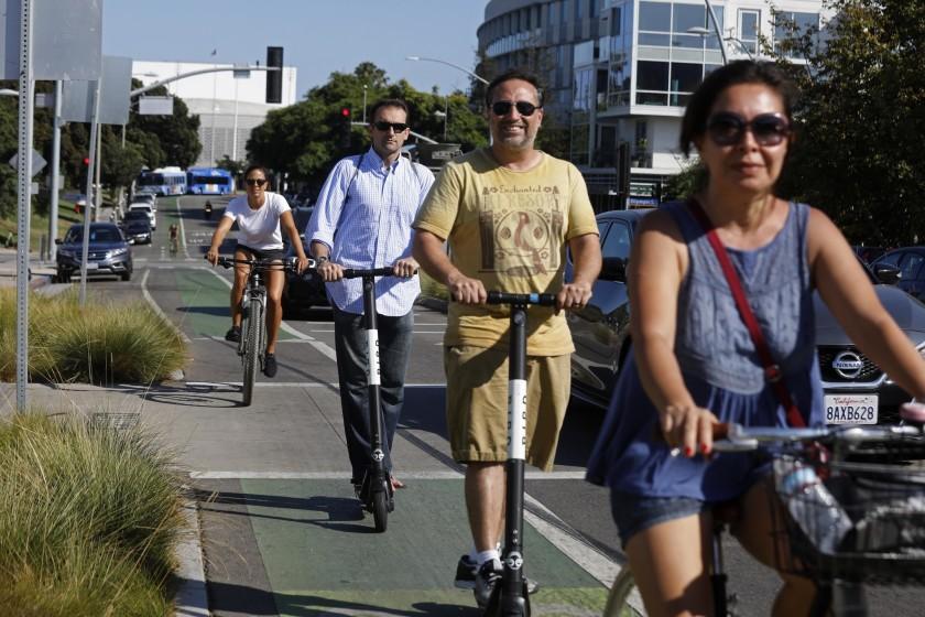 美学者:共享电动滑板车其实没有你想象中那么环保-唯轮网