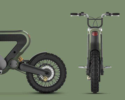 Tryal电动摩托车获意大利设计大奖,外媒:它预示了摩托车的未来-唯轮网