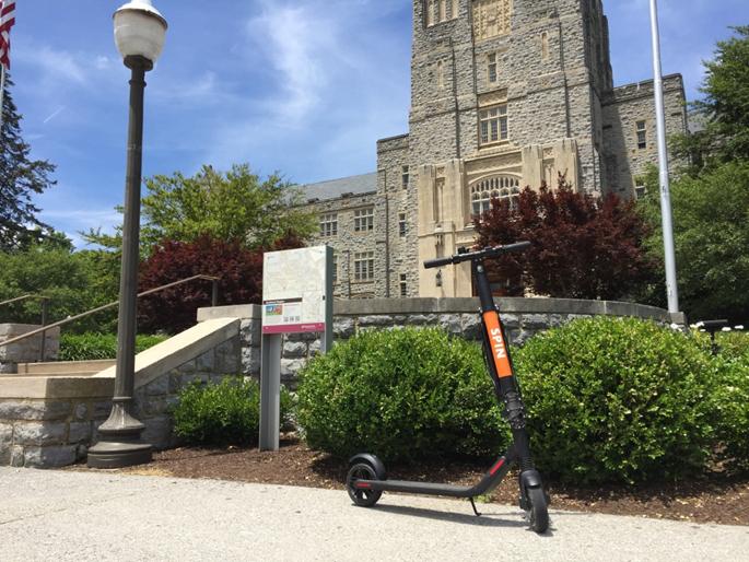 国外行业资讯 | 电动滑板车重返克利夫兰;欧洲研究:越高性能的电动汽车,越容易出事故-唯轮网