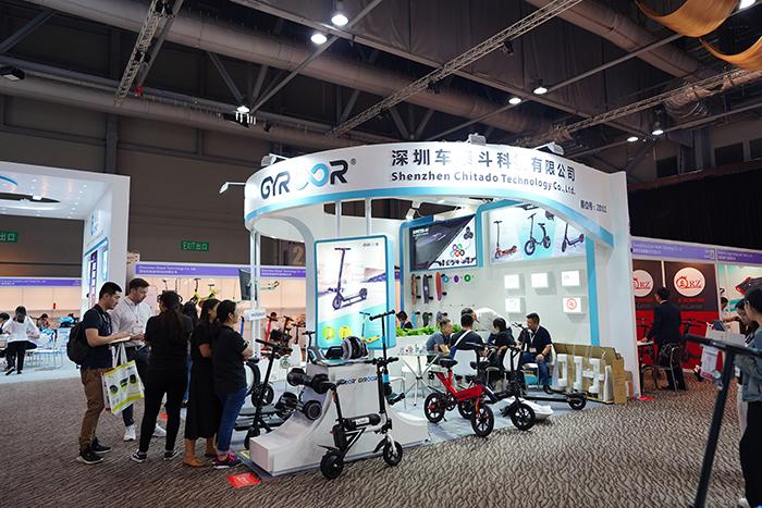 2019秋季环球资源展见闻(电动自行车、平衡车、卡丁车篇)-唯轮网