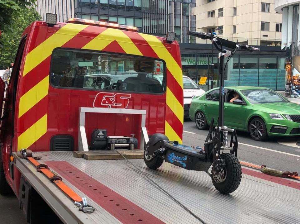 为推动电动滑板车合法化,企业如何与英国政府合作?-唯轮网