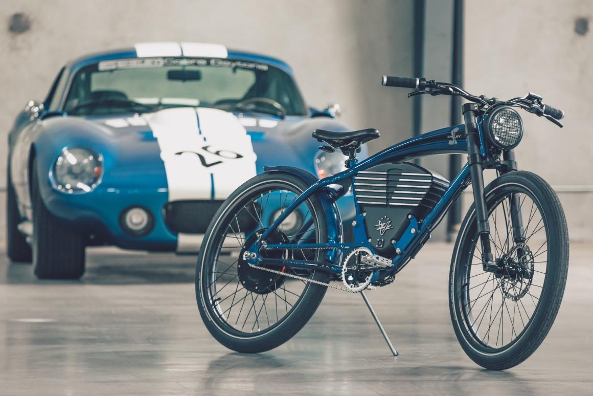 国外行业资讯   Shelby推出复古限量版电动自行车;新加坡一个小时内发生了两起与PMD有关的事故-唯轮网