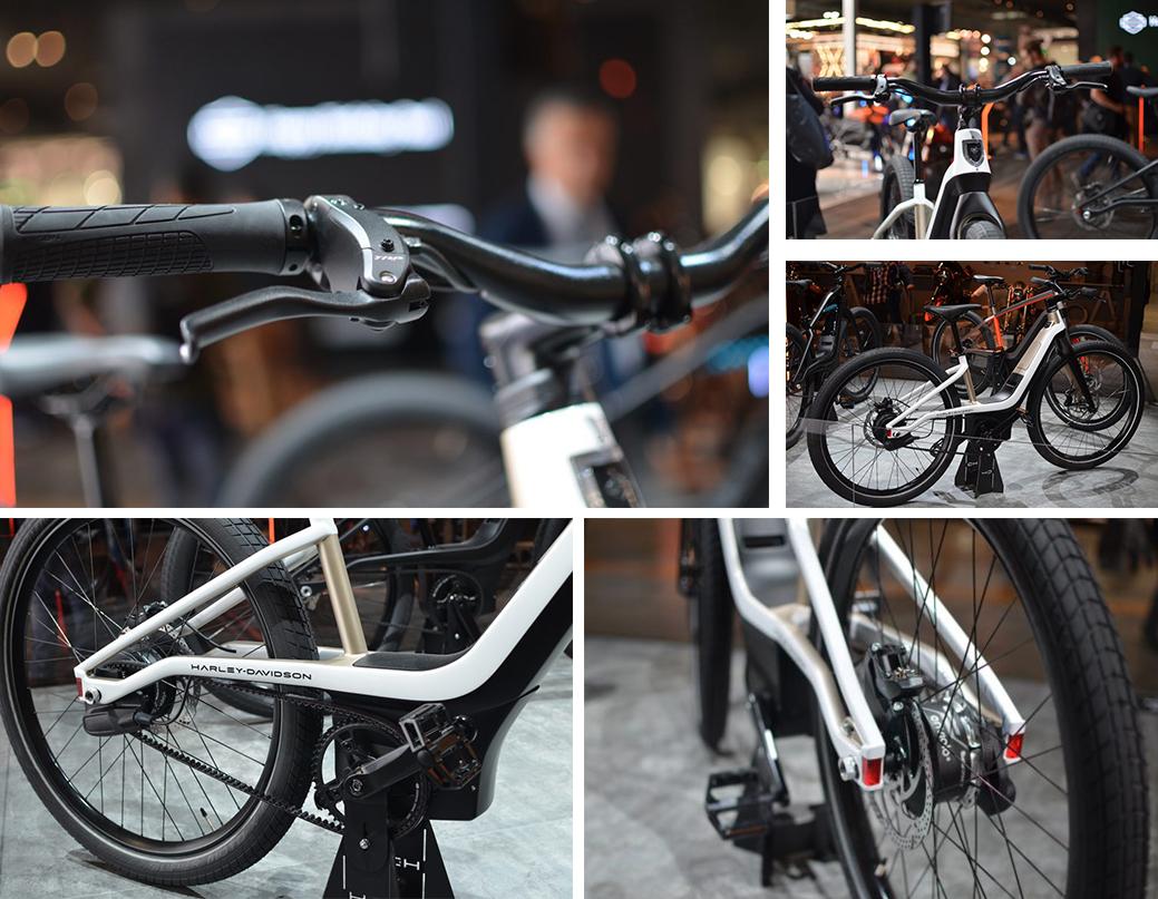 哈雷·戴维森电动自行车首次亮相,网友:如果没有引擎声,那它就是假的哈雷!-唯轮网