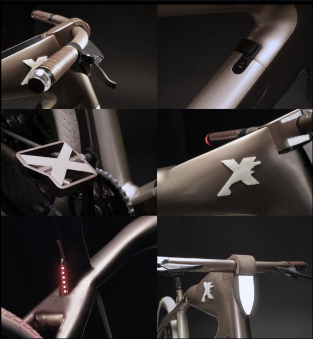 Rayvolt推出带有面部识别功能的电动自行车X One,现正接受半价预订!-唯轮网