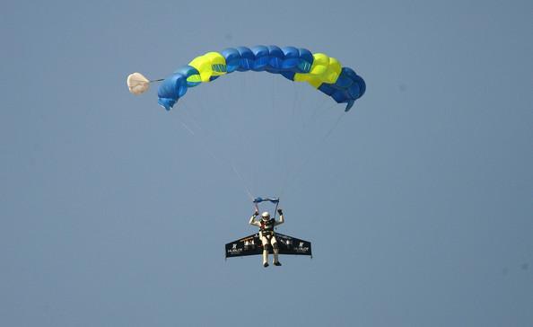 喷气式机翼飞行又迎来重大突破——人类像鸟一样自由飞翔,再也不是梦-唯轮网
