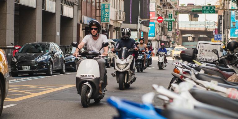 Gogoro的销售翻番是否意味着燃油摩托车的终结?-唯轮网