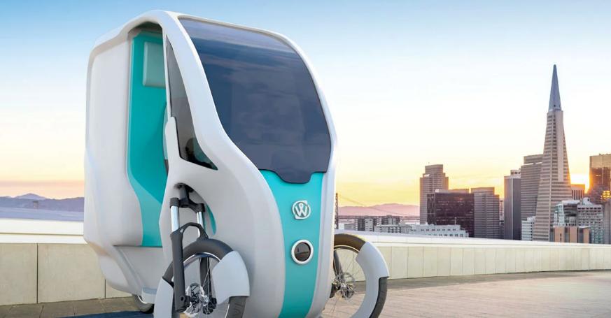 Wello太阳能电动三轮车首次亮相,续航最高可达100km-唯轮网