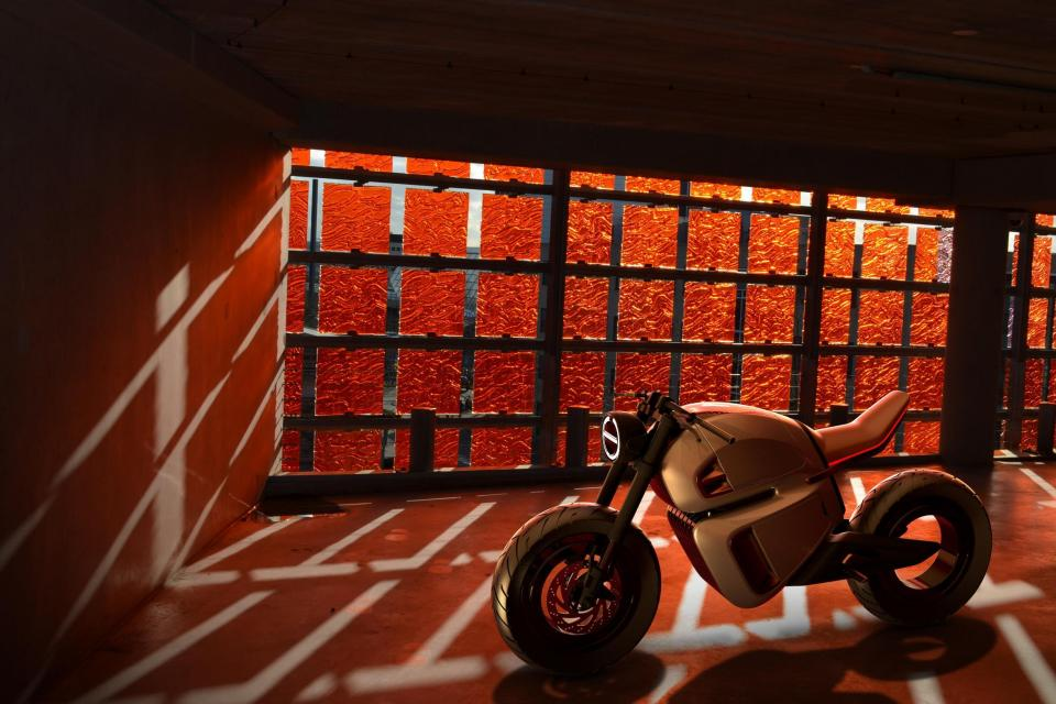 搭载超级电容器,NAWA电动摩托车将实现20秒完成充电-唯轮网