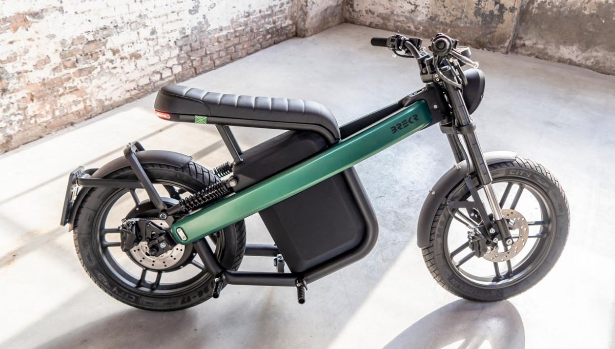 复古与现代的融合,这辆来自荷兰的电动车上市就受到追捧-唯轮网