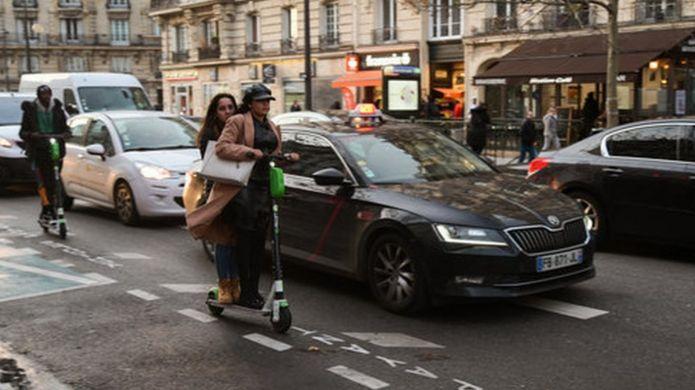 这个周六滑板车在英国可以合法上路了,不过…-唯轮网