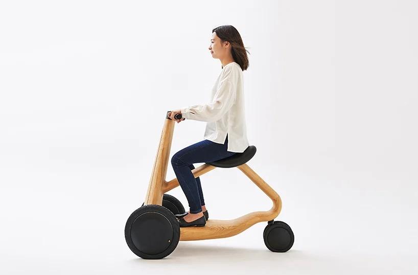 分享国外几款设计特别的交通工具-唯轮网
