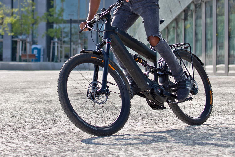 浅谈骑电动自行车对身体的好处-唯轮网